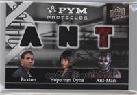 Ant-Man, Hope Van Dyne, Paxton
