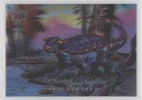 Herbivore - Pinacosaurus