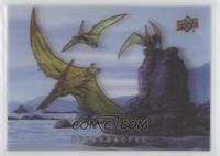 Flying - Pterodactyl