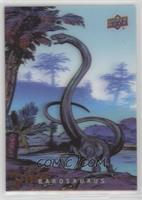 Herbivore - Barosaurus