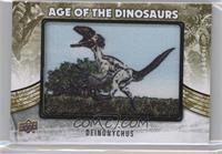Extinct (Predator) - Deinonychus