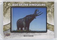 Extinct (Ice Age) - Mastodon [Noted]