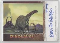 Apatosaurus, Benito Gallego #/49