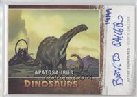 Apatosaurus, Benito Gallego /49