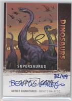 Supersaurus, Benito Gallego #32/49