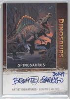 Spinosaurus, Benito Gallego /49