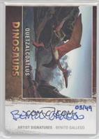Quetzalcoatlus, Benito Gallego #5/49