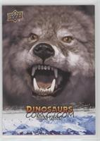 Ice Age Creatures SSP - Dire Wolf