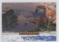 Ice Age Creatures SSP - Macrauchenia
