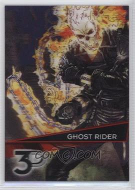 2015 Upper Deck Marvel 3D - [Base] - 3D Variant #57-3D - Ghost Rider