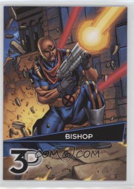 2015 Upper Deck Marvel 3D - [Base] #63 - Bishop