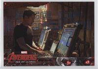 Tony Stark #/199
