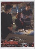 Tony Stark recognizes the name... #/199