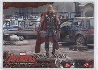 Thor comes out from underground.. /199
