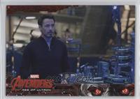 Tony Stark [Noted]