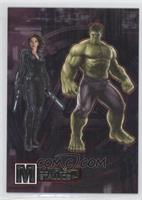 Hulk, Black Widow