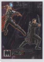 Hawkeye, Thor