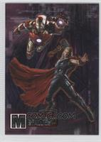 Thor, Iron Man