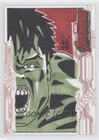 Erik Reeves (Hulk) /1