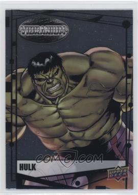 2015 Upper Deck Marvel Vibranium - [Base] #6 - Hulk