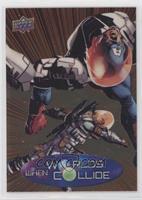 Nick Fury, Captain America [EXtoNM]