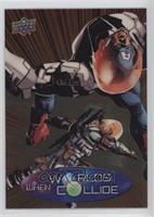 Nick Fury, Captain America