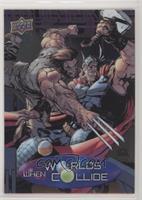 Thor, Wolverine