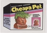 Wacky Packages - Cheapa Pet