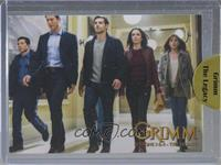 Grimm (Seasons 3 & 4 - The Legacy) [Uncirculated] #/100