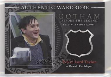 2016 Cryptozoic Gotham Before the Legend: Season 1 - Authentic Wardrobe #M11 - Robin Lord Taylor as Oswald Cobblepot