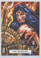 William Allan Reyes (The Warrior) #/1