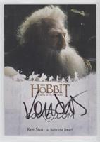 Ken Stott as Balin the Dwarf