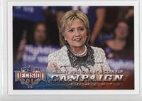 Campaign Moments - Hillary Wins Iowa By A Coin Flip