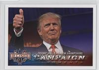 Campaign Moments - Trump Huge In New Hampshire