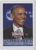 Influencers - Barack Obama
