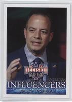 Influencers - Reince Priebus
