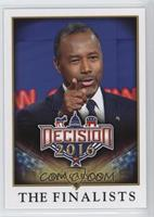 The Finalists - Ben Carson