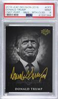 Donald Trump [PSA9MINT]