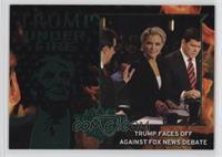 Trump Faces Off Against Fox News Debate