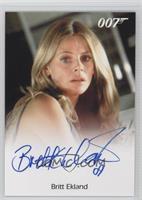 Britt Ekland as Mary Goodnight