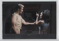 Marlena Asks Kirk If She Should Activate..