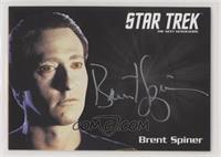Brent Spiner as Data