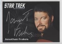 Jonathan Frakes as Cmdr. William T. Riker