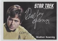Walter Koenig (as Chekov)