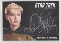 Denise Crosby as Lt. Tasha Yar