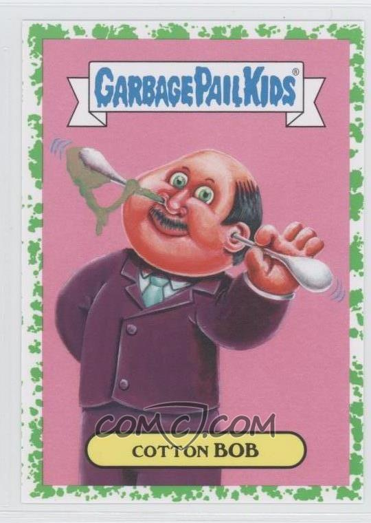 Amazing 2016 Topps Garbage Pail Kids American As Apple Pie In Your Face Hairstyle Inspiration Daily Dogsangcom