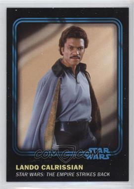 2016 Topps Star Wars Card Trader Physical Cards - [Base] - Blue #11 - Lando Calrissian