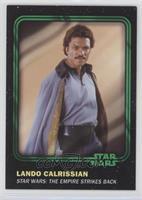 Lando Calrissian [NoneNoted] #/99