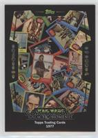 Topps Trading Cards 1977