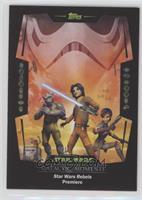 Star Wars Rebels Premiere